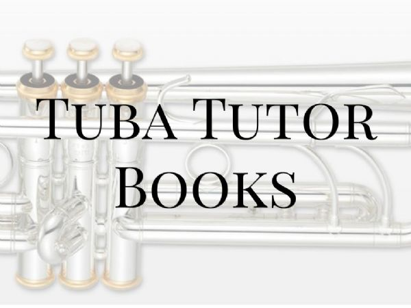 Tuba Tutor Books